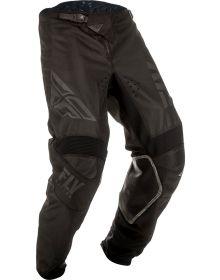 Fly Racing 2019 Kinetic Shield Youth Pants Black