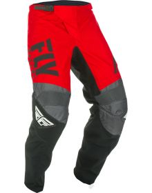 Fly Racing 2019 F-16 Youth Pants Red/Black/Grey