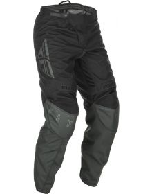 Fly Racing 2021 F-16 Youth Pants Black/Grey
