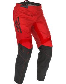 Fly Racing 2021 F-16 Youth Pants Red/Black