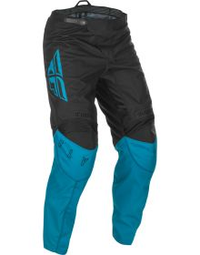 Fly Racing 2021 F-16 Youth Pants Blue/Black