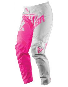 Answer Racing 2018 Syncron Womens Pants Gray/Pink