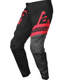 Answer 2020 Syncron Voyd Womens Pant Black/Charcaol/Pink