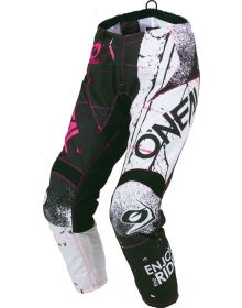 O'Neal Element Shred Womens Pants Pink