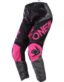 O'Neal 2020 Element Womens Pant Factor Black/Pink