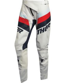 Thor 2021 Pulse Racer Womens Pants Vintage White/Midnight