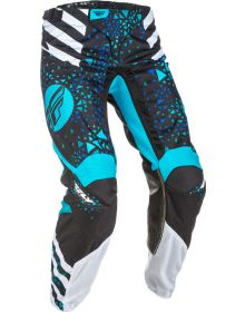 Fly Racing 2018 Womens Kinetic PantsBlue/Black