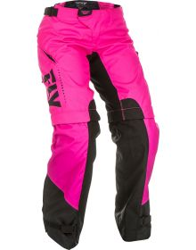 Fly Racing 2019 Kinetic Overboot Womens Pants Pink/Black