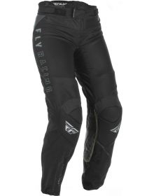 Fly Racing 2021 Lite Womens Pants Black/Grey