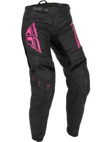 Fly Racing 2021 F-16 Womens Pants Black/Pink