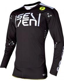 Seven Rival Biochemical Jersey Black/White