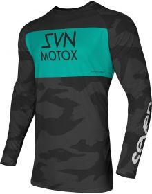 Seven Vox Pursuit Jersey Black