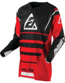 Answer Racing 2019 Elite Force Jersey Bright Red/Black/White