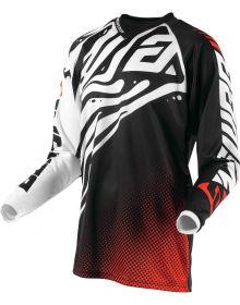 Answer Racing 2019 Syncron Flow Jersey White/Black/Orange