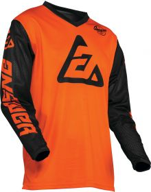 Answer 2020 Arkon Bold Jersey Orange/Black