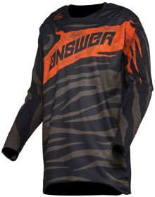 Answer 2020 Elite OPS Jersey Black/Canteen