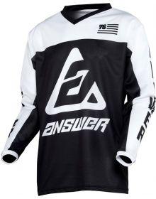 Answer 2020 Arkon OPS Jersey Black/White