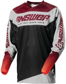 Answer 2021 Syncron Charge Jersey Berry/Flo Red/Black
