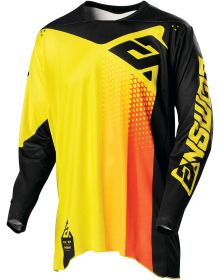 Answer 2021 Elite Pace Jersey Yellow/Black/Orange
