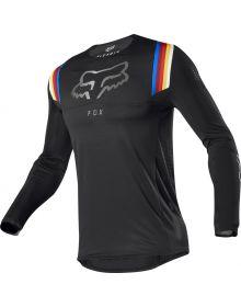 Fox Racing 2020 Flexair Vlar Jersey Black