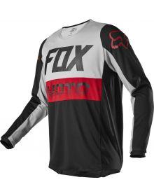 Fox Racing 2020 180 Fyce Jersey Gray