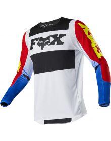 Fox Racing 2020 360 Linc Jersey Blue/Red