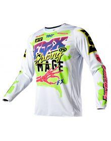 Fox Racing 2020 180 Castr Jersey White