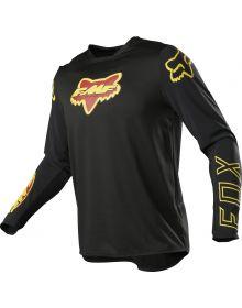 Fox Racing 2021 FMF Collab Legion LT Jersey Black