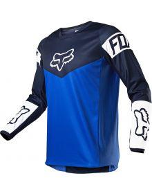 Fox Racing 2021 180 Revn Jersey Blue