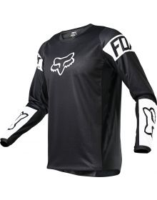 Fox Racing 2021 180 Revn Jersey Black/White