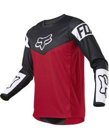 Fox Racing 2021 180 Revn Jersey Flame Red
