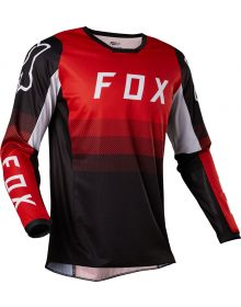 Fox Racing 180 FAZR Special Edition Jersey Black/Red