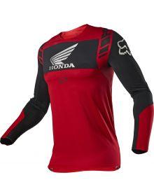 Fox Racing Flexair Honda Jersey Flame Red