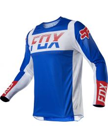 Fox Racing 360 Afterburn Jersey Blue