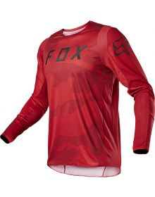 Fox Racing 360 Speyer Jersey Flame Red