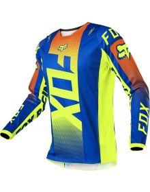 Fox Racing 180 Oktiv Jersey Blue