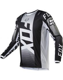 Fox Racing 180 Oktiv Jersey Black/White