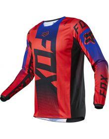 Fox Racing 180 Oktiv Jersey Flo Red