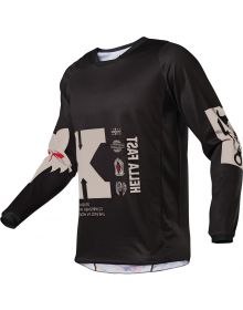Fox Racing 180 Illmatik Jersey Black