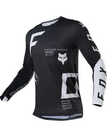 Fox Racing Flexair Rigz Jersey Black