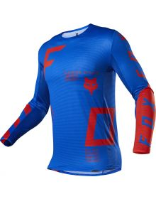 Fox Racing Flexair Rigz Jersey Blue