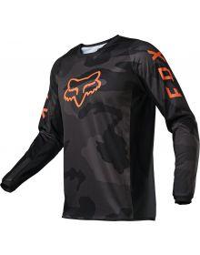 Fox Racing 180 Trev Jersey Black Camo