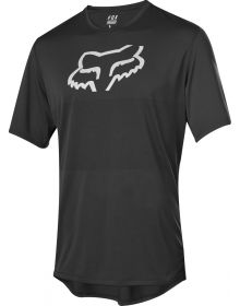 Fox Racing Ranger Short Sleeve Jersey Black