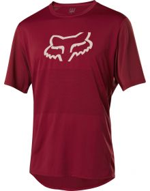 Fox Racing Ranger Short Sleeve Jersey Chili