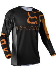 Fox Racing 180 Skew Jersey Black