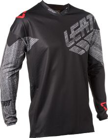 Leatt GPX 4.5 Lite Jersey 2018 Black/Brushed