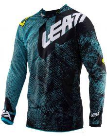 Leatt 2019 GPX 4.5 Lite Jersey Tech Blue