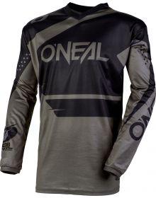 O'Neal 2020 Element Jersey Racewear Black/Grey