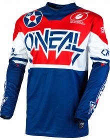 O'Neal 2020 Element Jersey Warhawk Blue/Red