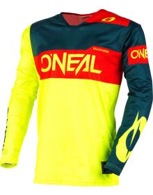 O'Neal 2020 Airwear Jersey Freez Blue/Neon Yellow